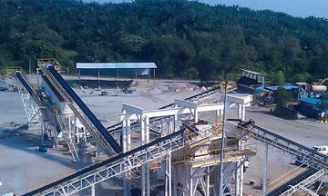 Zhejiang 500tph basalt production line