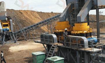 Mali 200tph lead-zinc mine crushing production line