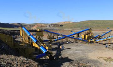 Zambia 500tph iron ore crushing production line